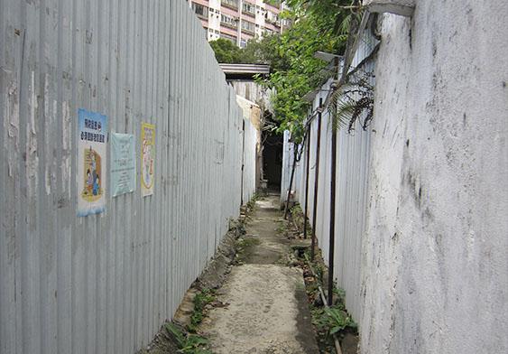 衙前圍的1巷