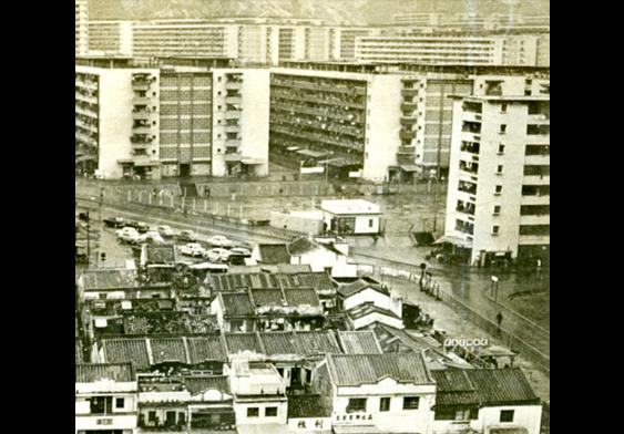 1960年代末的北邊街