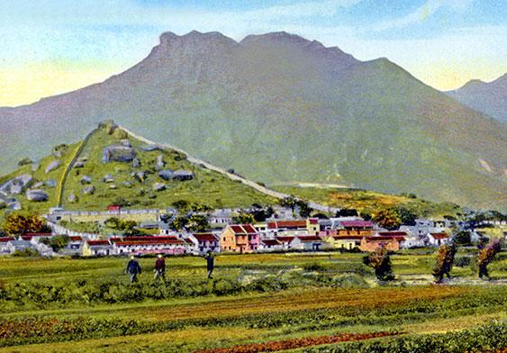 戰前的九龍城農田