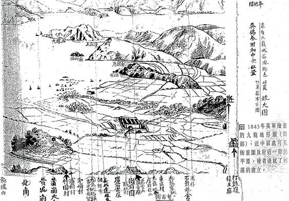 哥连臣地图